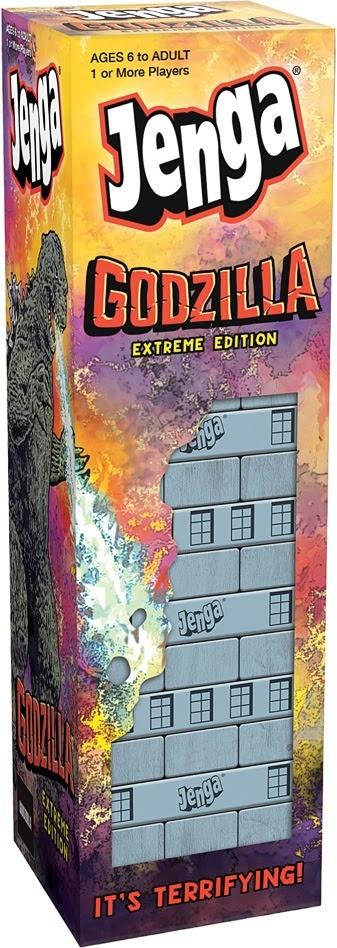 JENGA Godzilla Extreme Edition-1