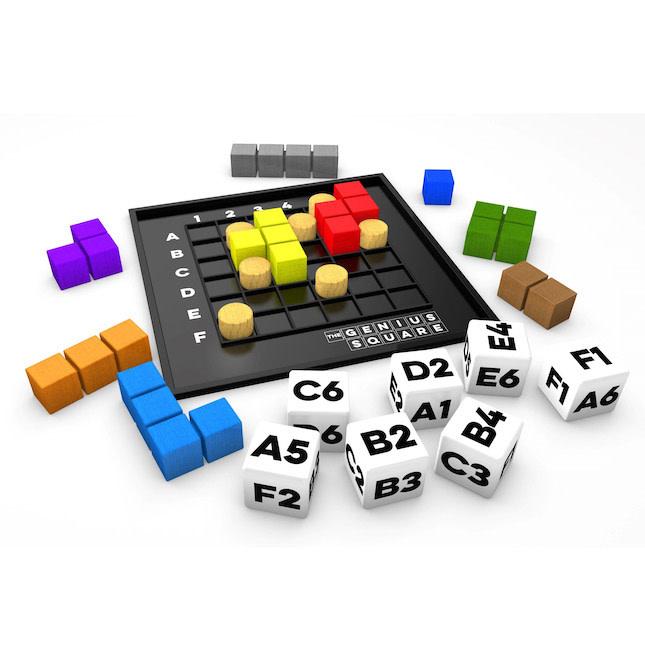 The Genius Square Game-4