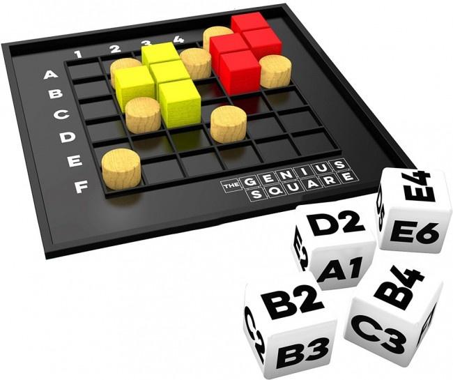 The Genius Square Game-3