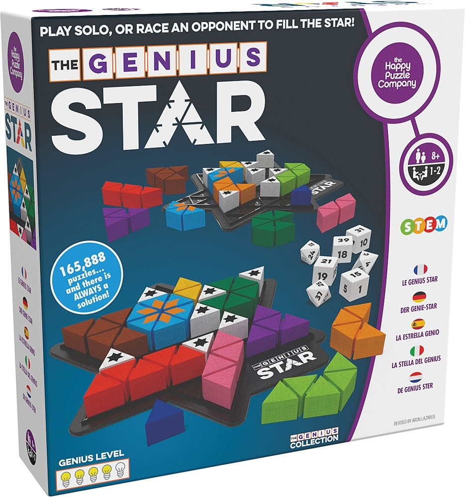 The Genius Star Game-1