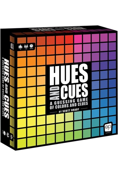 Hues and Cues A Guessing Game