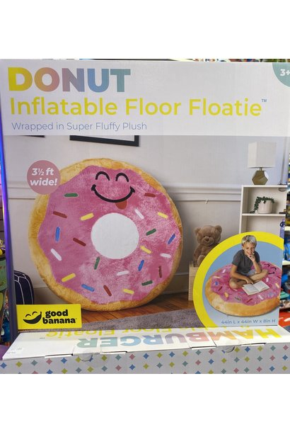 Donut Inflatable Floor Floatie
