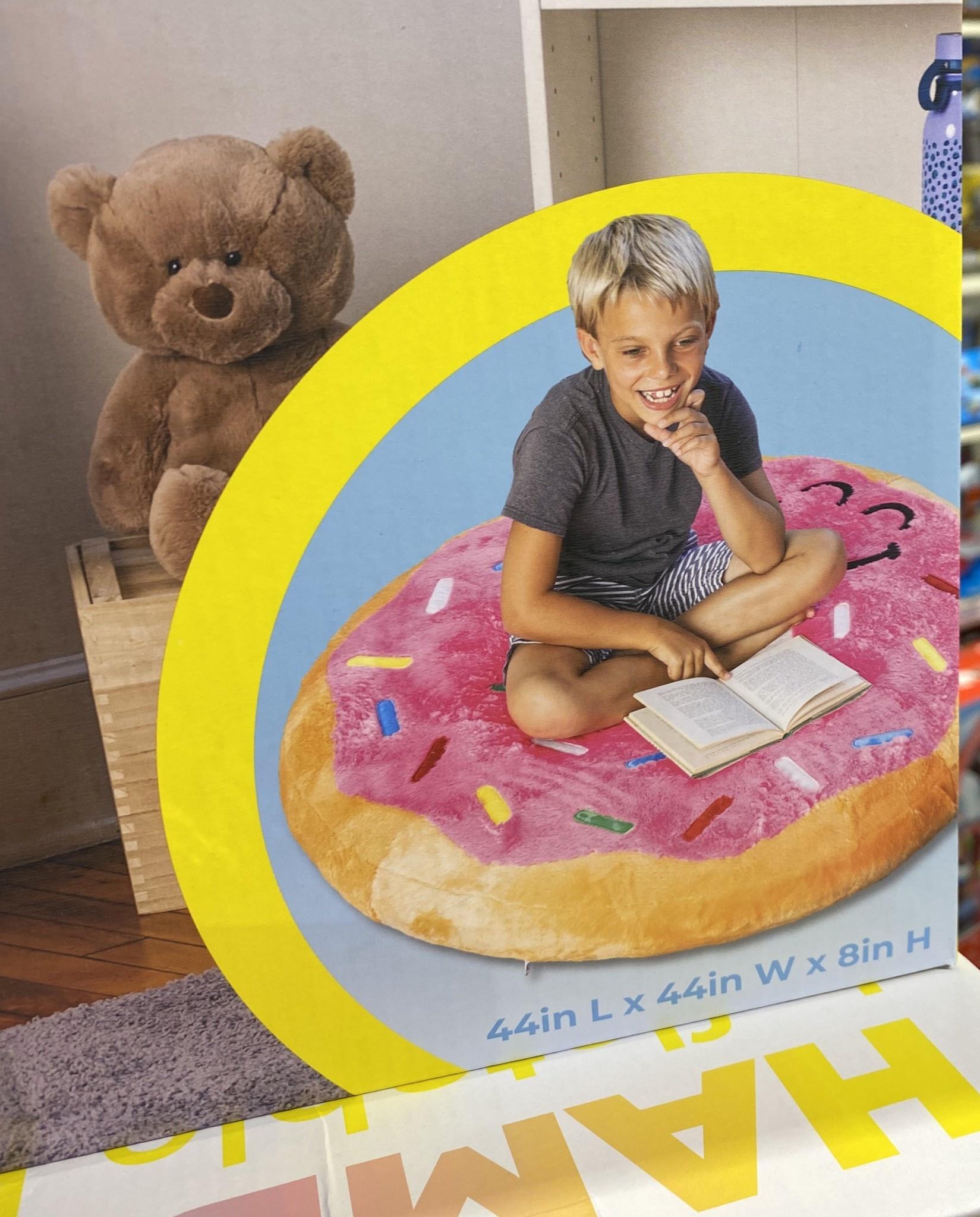 Donut Inflatable Floor Floatie-3