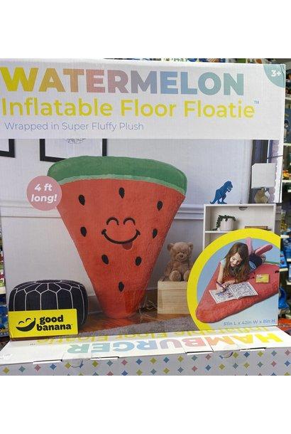 Watermelon Inflatable Floor Floatie