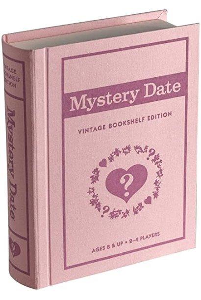 Mystery Date Vintage Bookshelf Edition