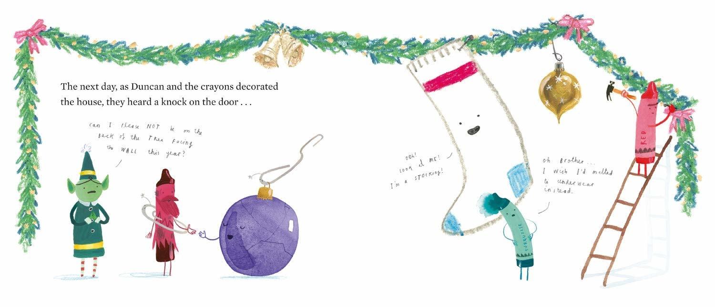 The Crayons' Christmas-3