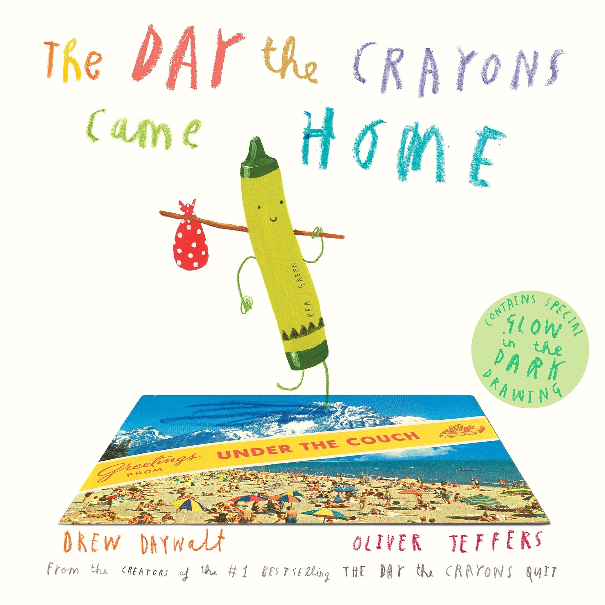 The Day The Crayons Came Home-1