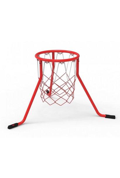 EzyRoller Basketball Hoop Red