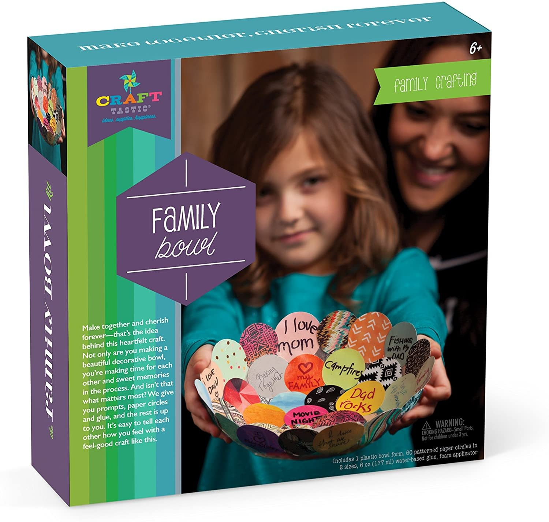 Craft-tastic Make Together Family  Bowl-1