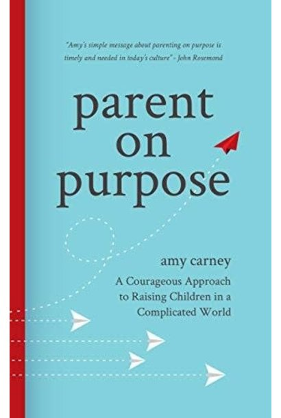 Parent On Purpose Hard Cover