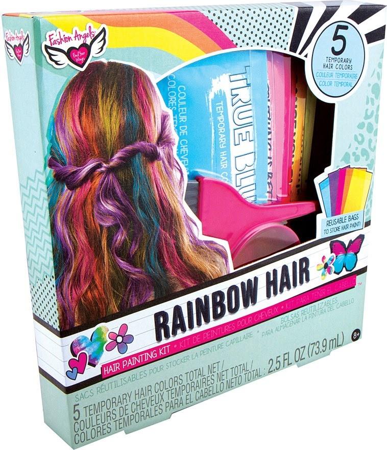 Rainbow Hair Painting Kit-1