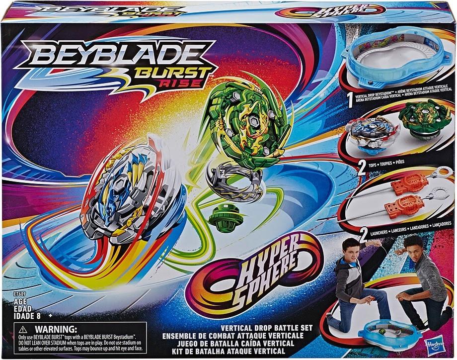 BeyBlade Burst Rise Hyper Sphere-1