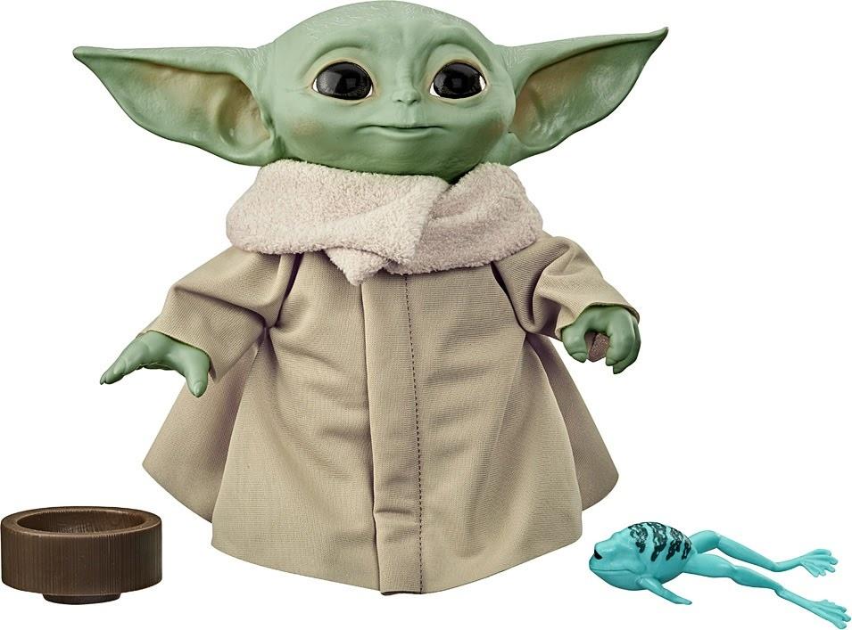 Star Wars The Child Talking Plush-2
