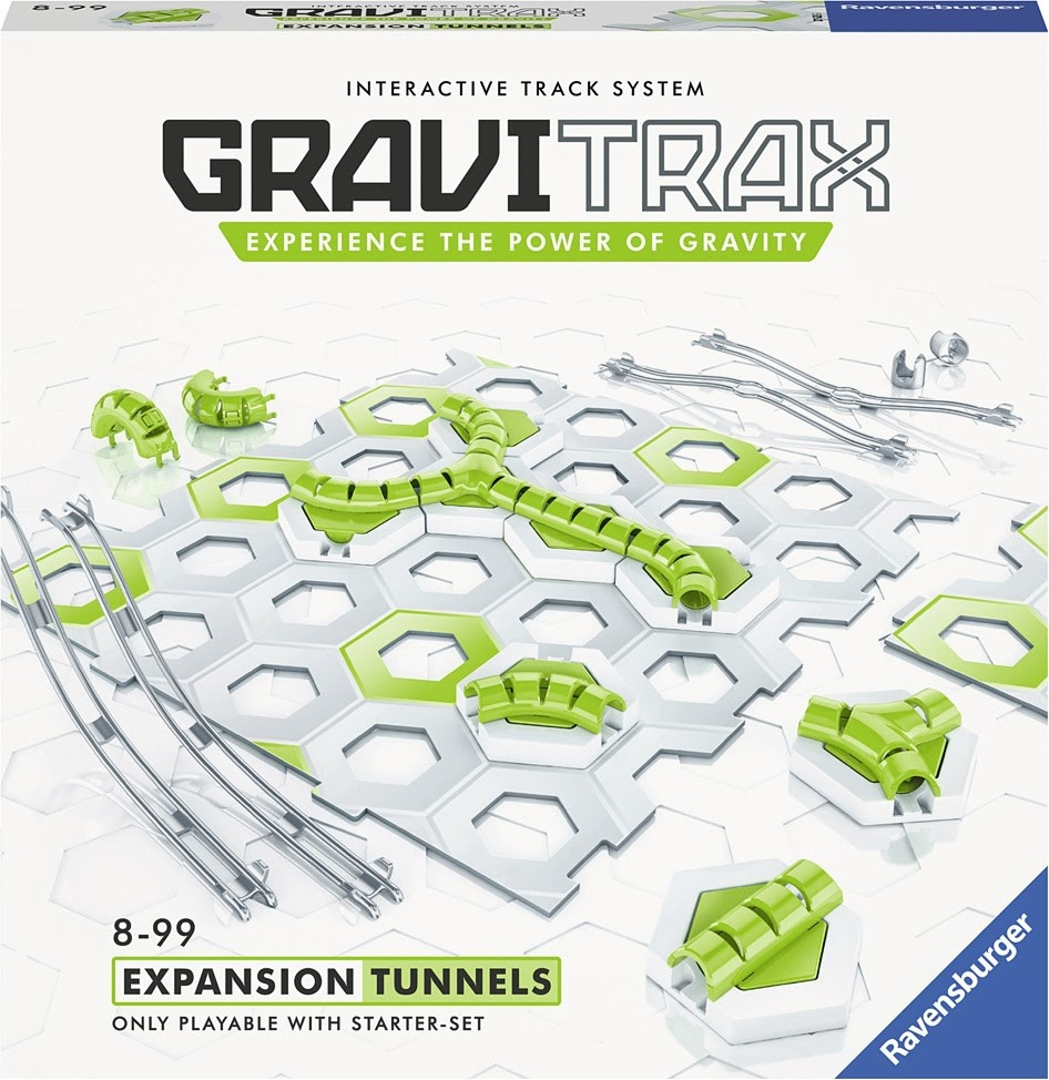 GraviTrax Expansion:  Tunnels-1