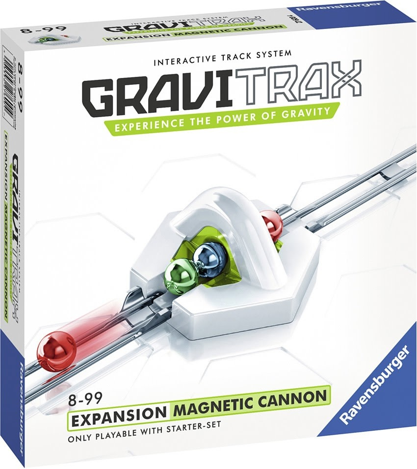 GraviTrax Expansion:  Magnetic Cannon-1