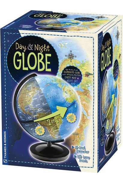 Day & Night Globe by Thames & Kosmos