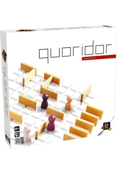 Quoridor Deluxe the Game
