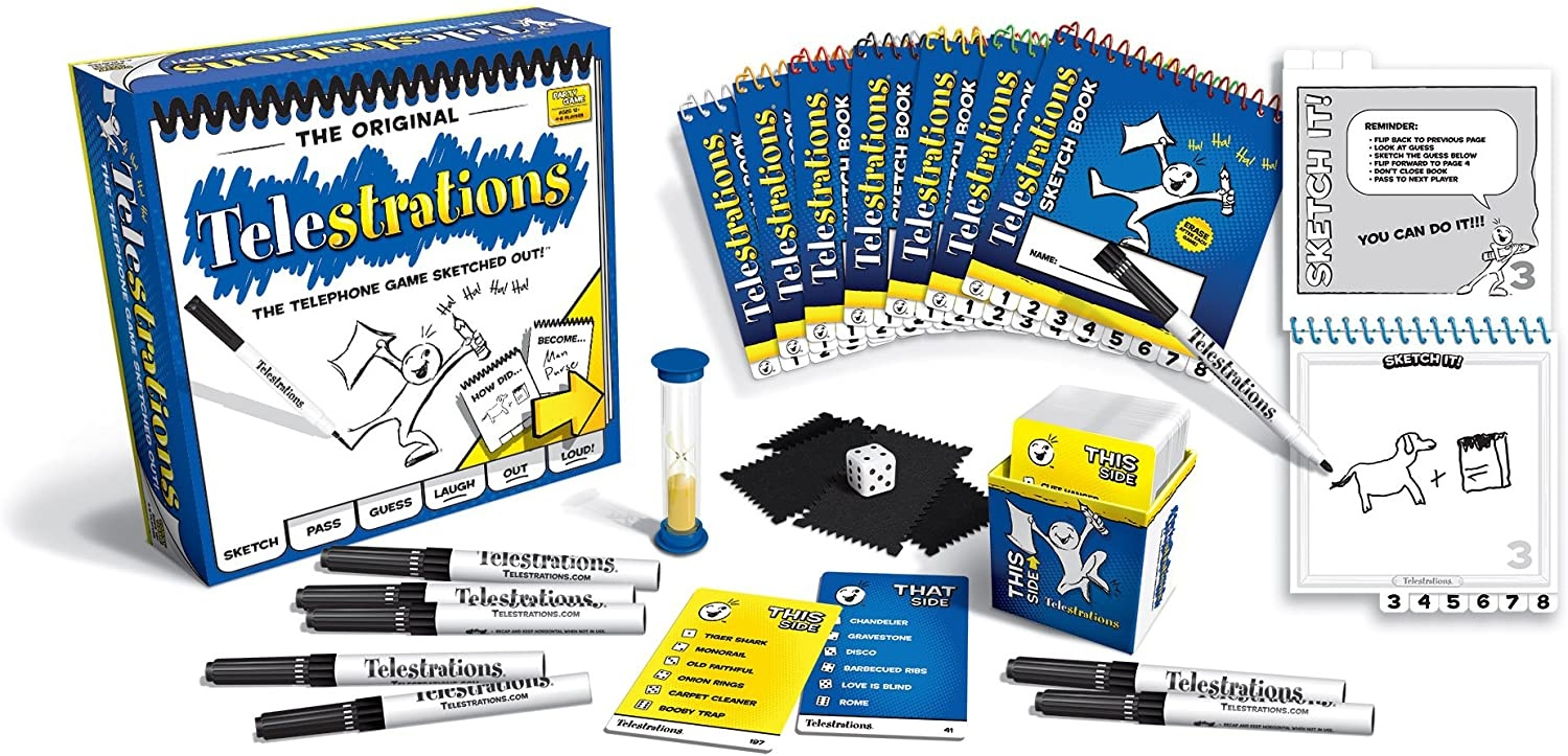 Telestrations Game-2