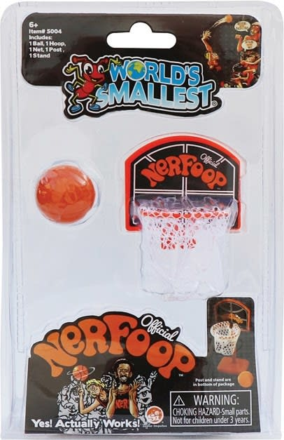 Super Impulse Official Nerfoop Basketball-1