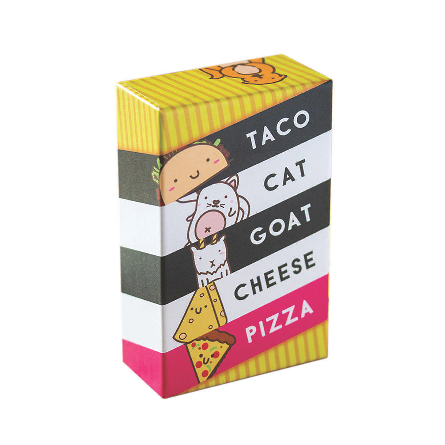 Taco Cat Goat Cheese Pizza Card Game-1