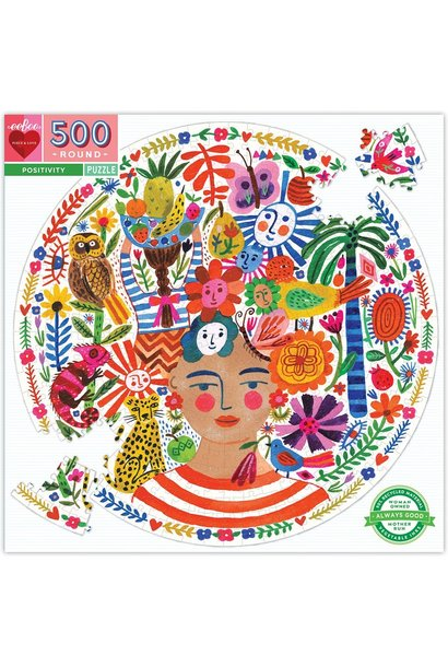 Positivity Puzzle 500 pc