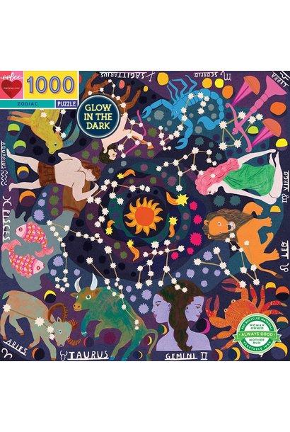Zodiac  Puzzle 1000 pc