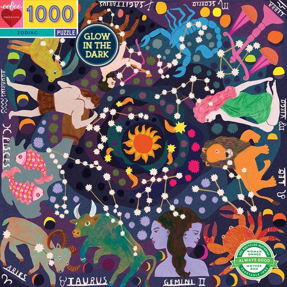 Zodiac  Puzzle 1000 pc-1