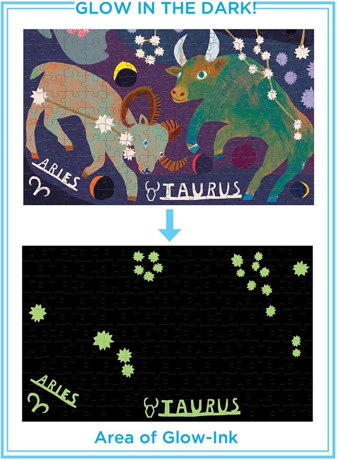 Zodiac  Puzzle 1000 pc-3