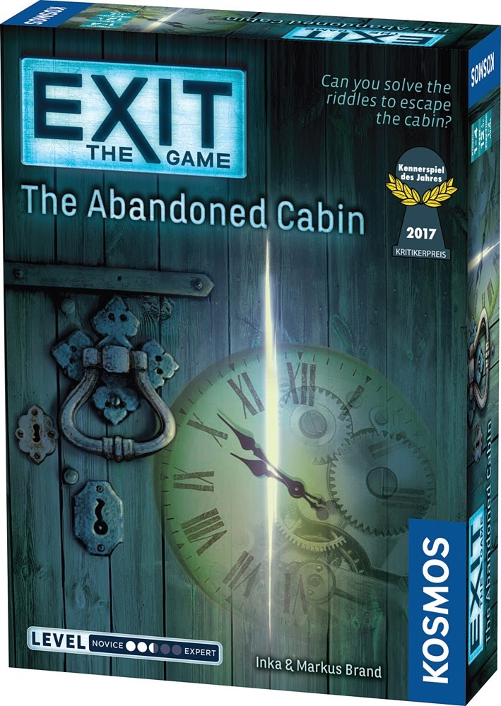Exit:  The Abandoned Cabin-1