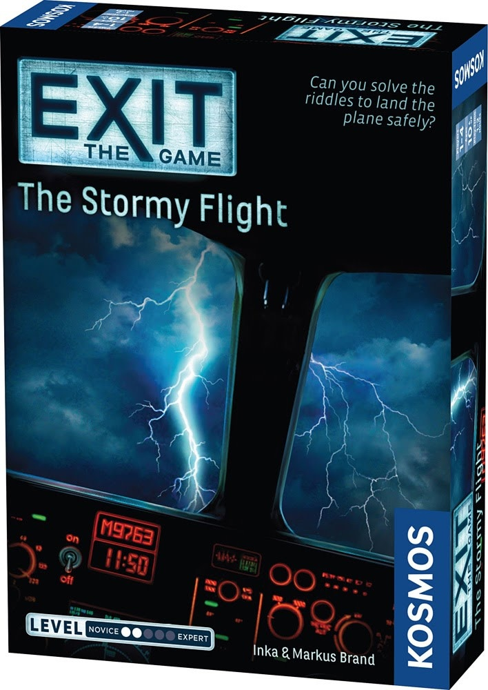 Exit: The Stormy Flight-1