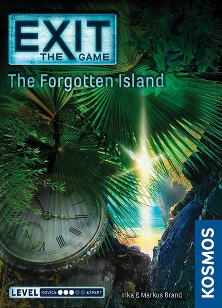 Exit:  The Forgotten Island-1