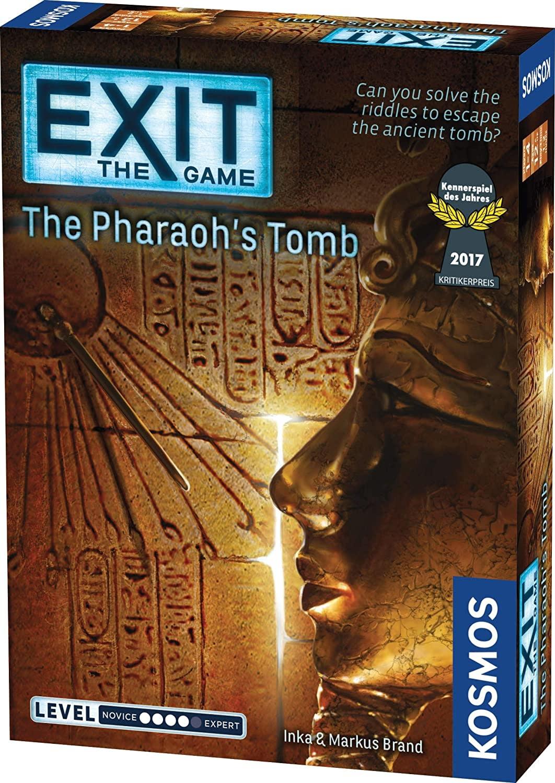 Exit:  The Pharoh's Tomb-1