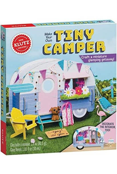 Klutz/Make Your Own Tiny Camper