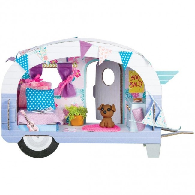 Klutz/Make Your Own Tiny Camper-3