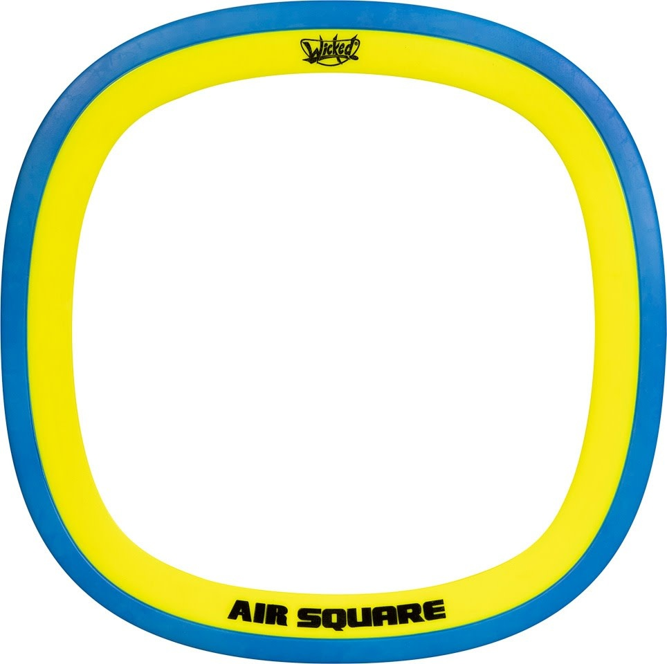 Wicked Sky Rider Air Square Frisbee-3