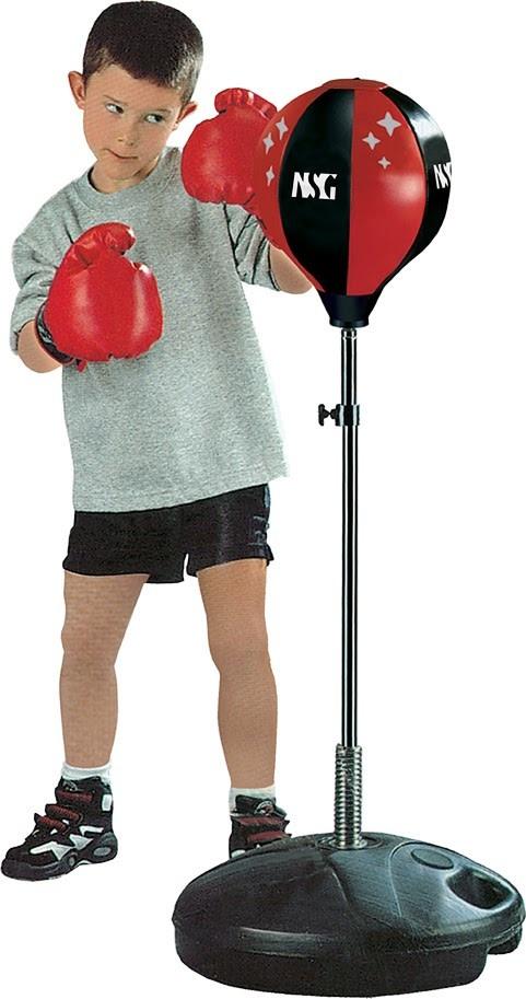 Boxing Set Freestanding-2