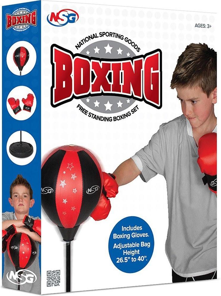 Boxing Set Freestanding-4