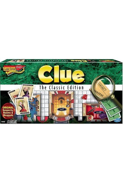Game/Clue Classic Edition