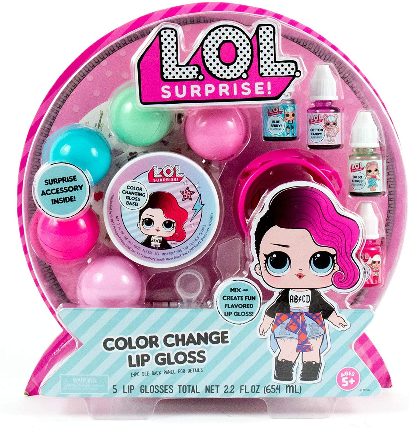 LOL Surprise Color Change LipGloss-1