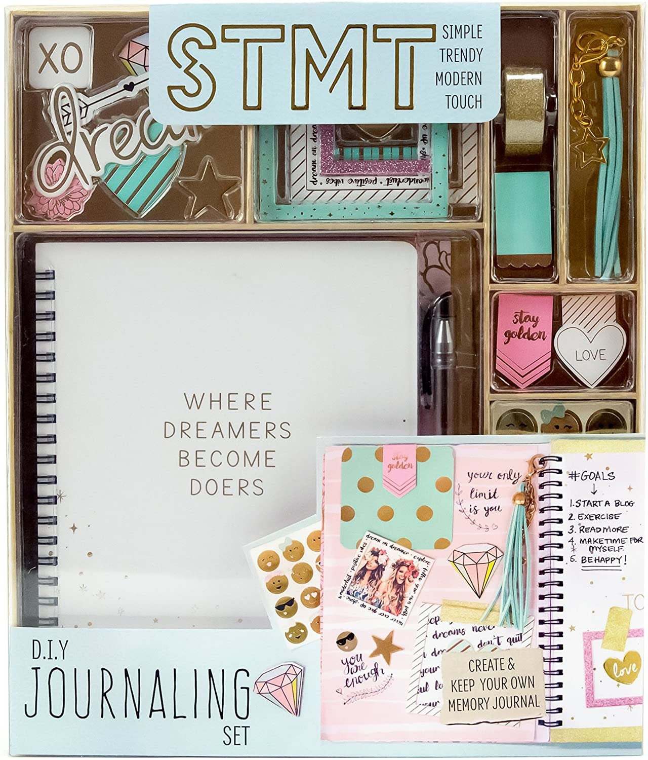 STMT DIY Journaling Set-1