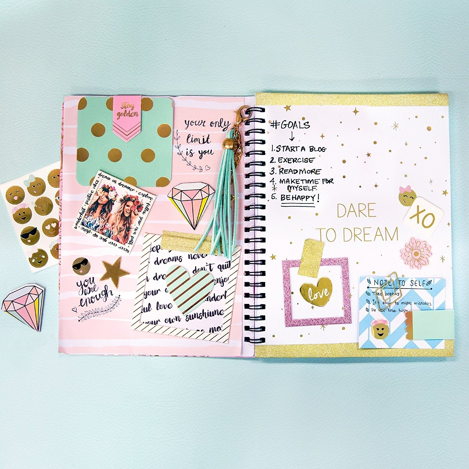 STMT DIY Journaling Set-2