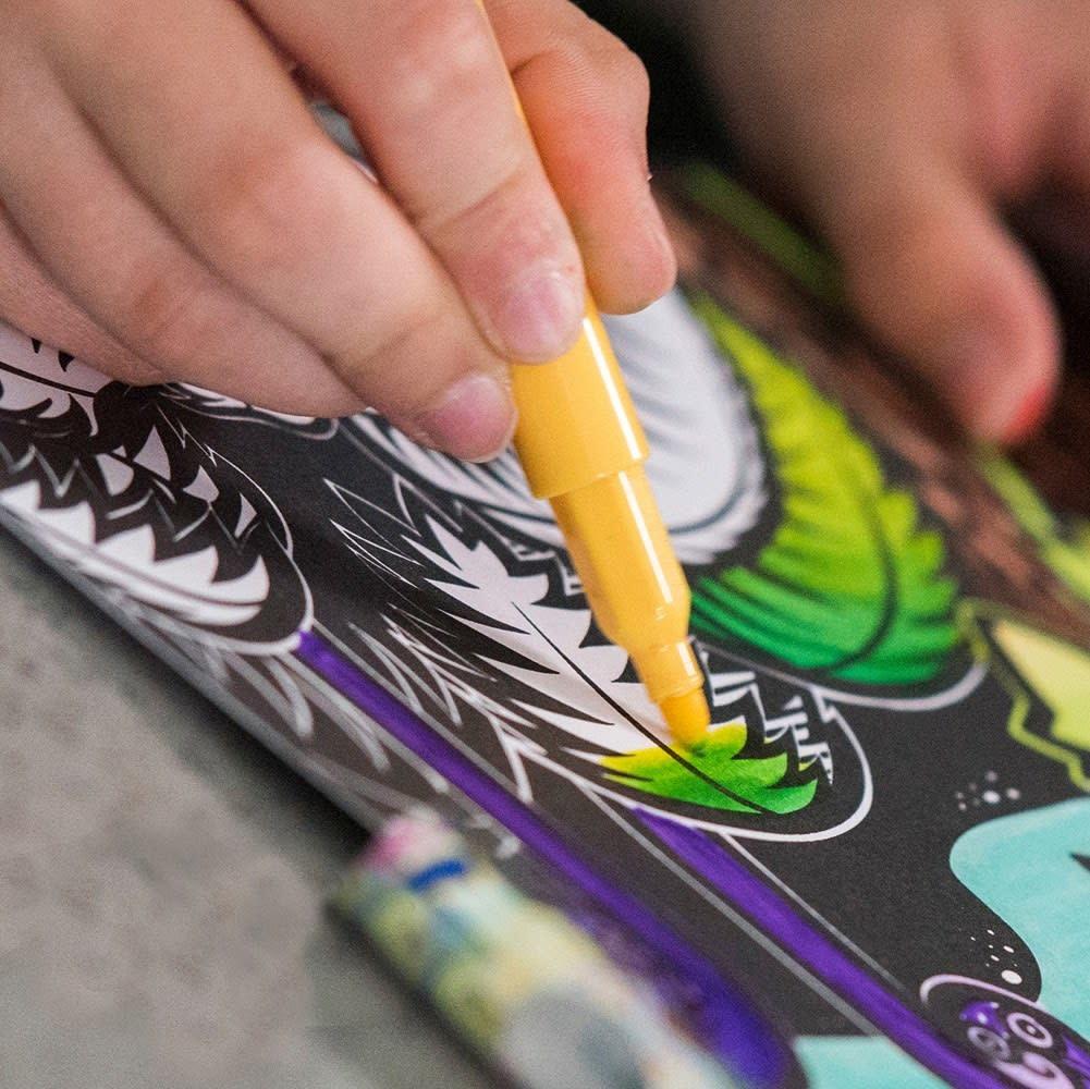 Chameleon Kids!  Art Portfolio-2