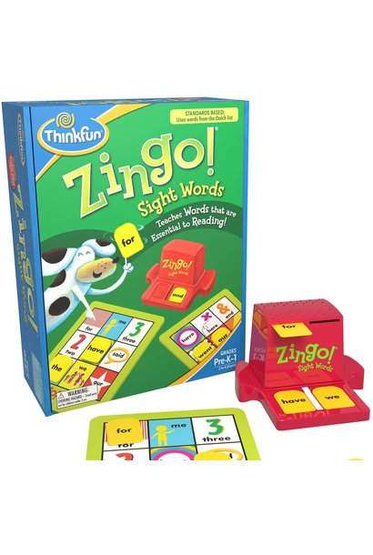 Game/Zingo! Sight Words