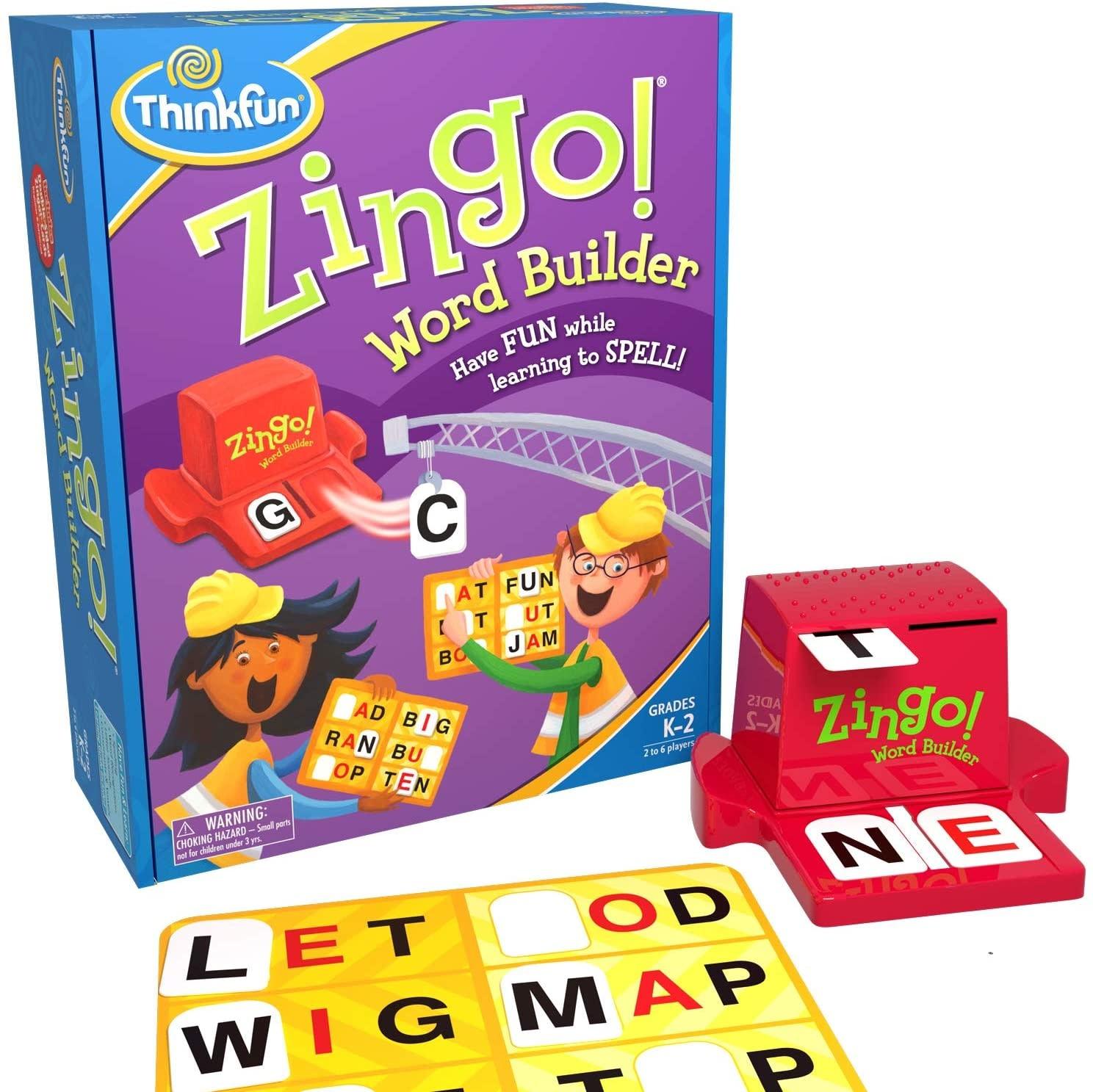 Game/Zingo! Word Builder-2