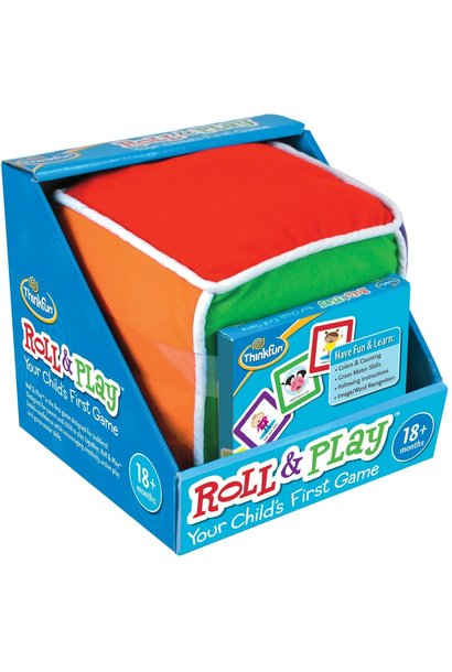 Roll & Play Game for Toddlers