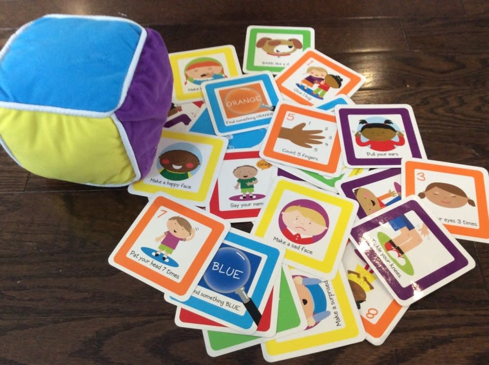 Roll & Play Game for Toddlers-5