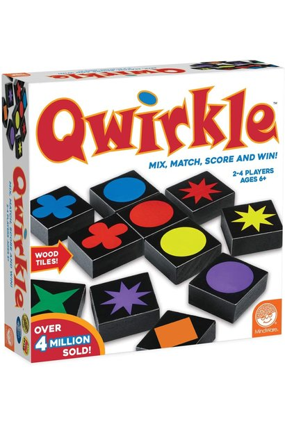 Qwirkle Mix Match Score & Win