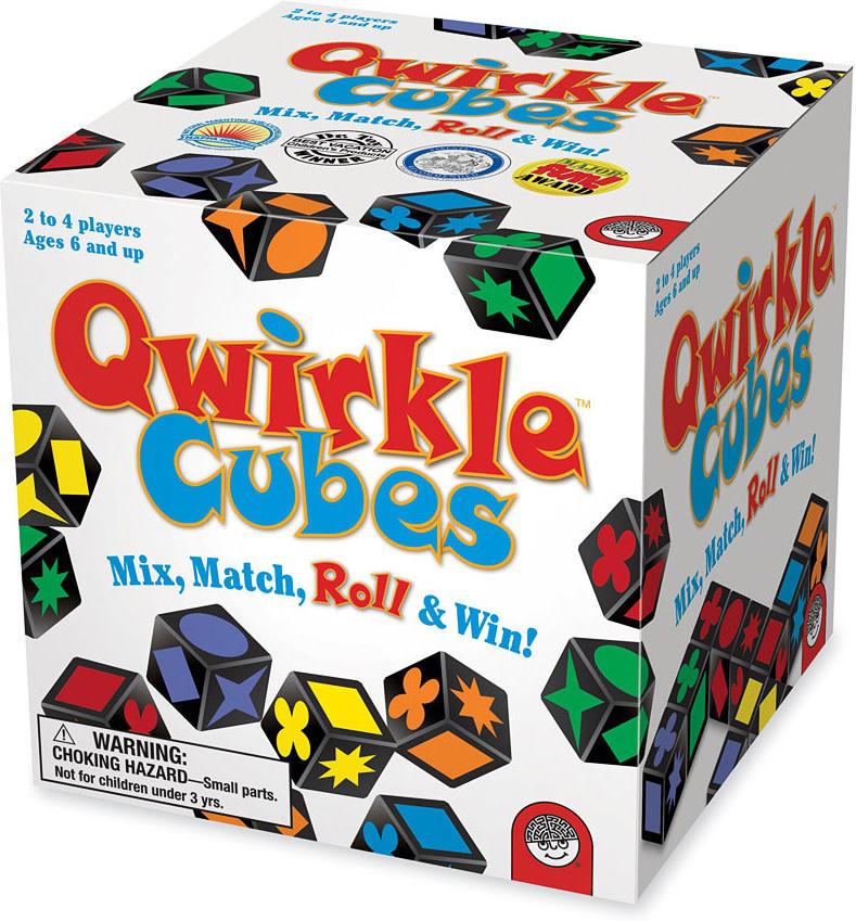 Qwirkle Cubes-1