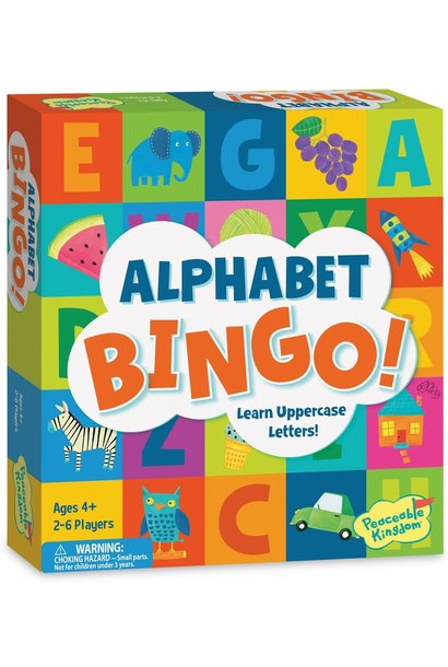 Game/Alphabet Bingo!