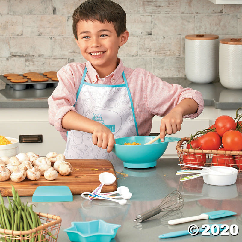 Playful Chef Cooking Kit 4+-1
